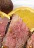 Magret de canard sauce à l'orange