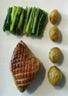 Magret sauté pommes de terre grenaille rôties au thym et choux à vache sauté