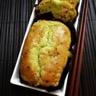 Maki cake (cake au wasabi saumon fumé sésame noir et nori)