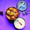 Malai kofta korma à boulettes de légumes et panneer sauce crémeuse