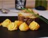 Marbré de canard au foie gras