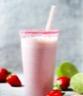 Ma recette de Milk-shake aux fraises et citron vert - Laurent Mariotte