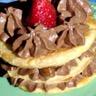 Mille-Feuille chocolat fraises & figues