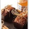 Mini pains d'épices à l'orange amère