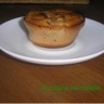 Mini cakes moelleux pomme cassis