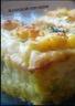 Mini-flans de filet de colin et ses légumes
