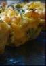 Mini-flans filets de colin et ses légumes