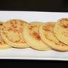 Mini harcha ou galette marocaine à la semoule