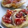 Mini pizzas aux Tomates cerises de France