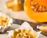 Mini quiche sucrée-salée au potiron et lardons