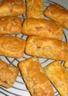 Minis cakes au jambon et aux olives vertes