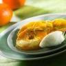 Mousse de chocolat blanc chutney mandarine