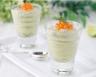 Mousse de chou-fleur au caviar en verrines
