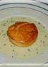 Mousse de noix de Saint-Jacques - sauce citronnée