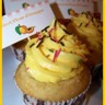 Muffin à la vanille base pour cupcakes