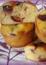 Muffins à la figue et huile d'olive