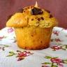 Muffins au beurre de cacahuète et pépites de chocolat