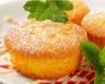 Muffins au chocolat blanc et coco fait maison faciles