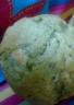 Muffins au thé matcha lait de coco et pépites de chocolat blanc
