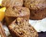 Muffins aux carottes et raisins secs