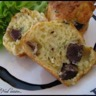 Muffins aux gésiers de canard confits et au chèvre