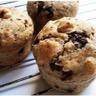 Muffins chocolat noisette coeur fondant