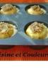 Muffins de pommes farcies du Ramadan