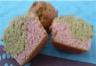 Muffins framboise et pistache