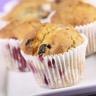 Muffins fruits confits et compote de pommes sans oeufs ni lait