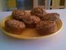 Muffins légers raisins et fibres