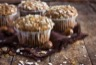 Muffins moelleux aux noisettes