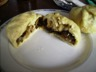 Nikuman (délicieuse brioches au porc cuites à la vapeur)