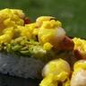 Noix de Saint-Jacques et fondue de poireaux