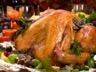 Oie farcie au foie gras et aux marrons