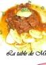 Osso-bucco de dinde et gnocchis de pommes de terre