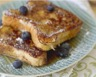Pain perdu ou french toast