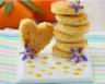 Palets au beurre de mandarine et eau de fleurs d'oranger
