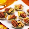 Palourdes farcies aux cacahuètes et noix de pécan