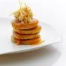 Pancake soufflé à la glace Suzette