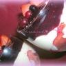Panna cotta aux fraises et coulis de fruits rouges