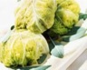 Papillotes de moules au chou vert