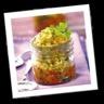 Parmentier de Méli-Mélo de céréales et légumes secs Tipiak chorizo et olives noires