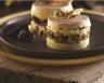 Parmentier Forestier au foie gras et aux truffes