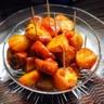 Patatas bravas au ketchup