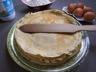 Pâte à crêpes de blé noir façon bretonne
