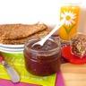 Pâte à tartiner confiture crunchy chocolat au lait et muesli