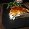 Pâté de pommes de terre auvergnat revisité au Boursin Cuisine échalotes et ciboulette