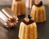 Pâtés en croûte foie gras et marrons glacés gelée de cassis