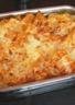 Pâtes gratinées à la mozzarella