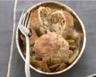 Paupiette de veau aux champignons et au thym